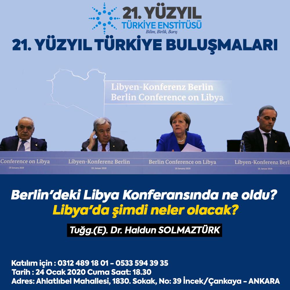 Berlin'deki Libya Konferansında ne oldu?  Libya'da şimdi neler olacak?