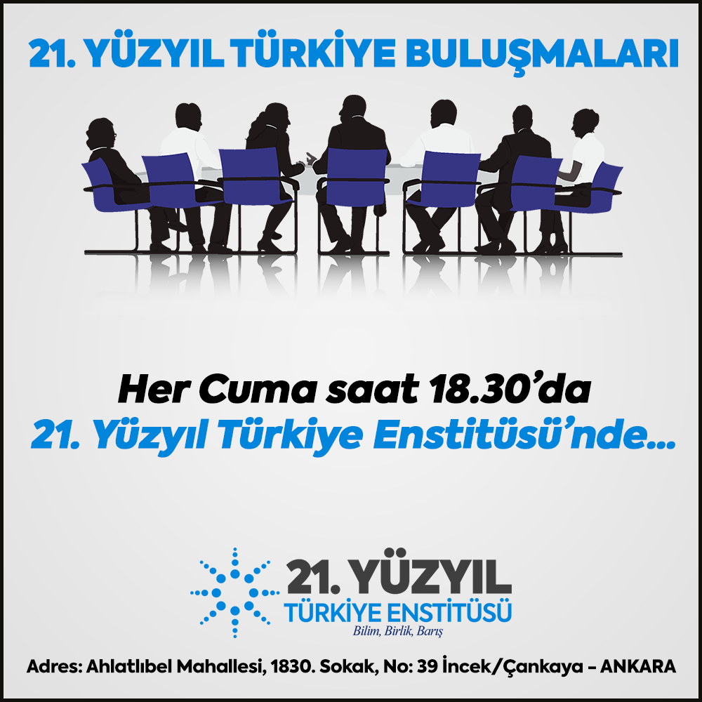 21. Yüzyıl Türkiye Buluşmaları