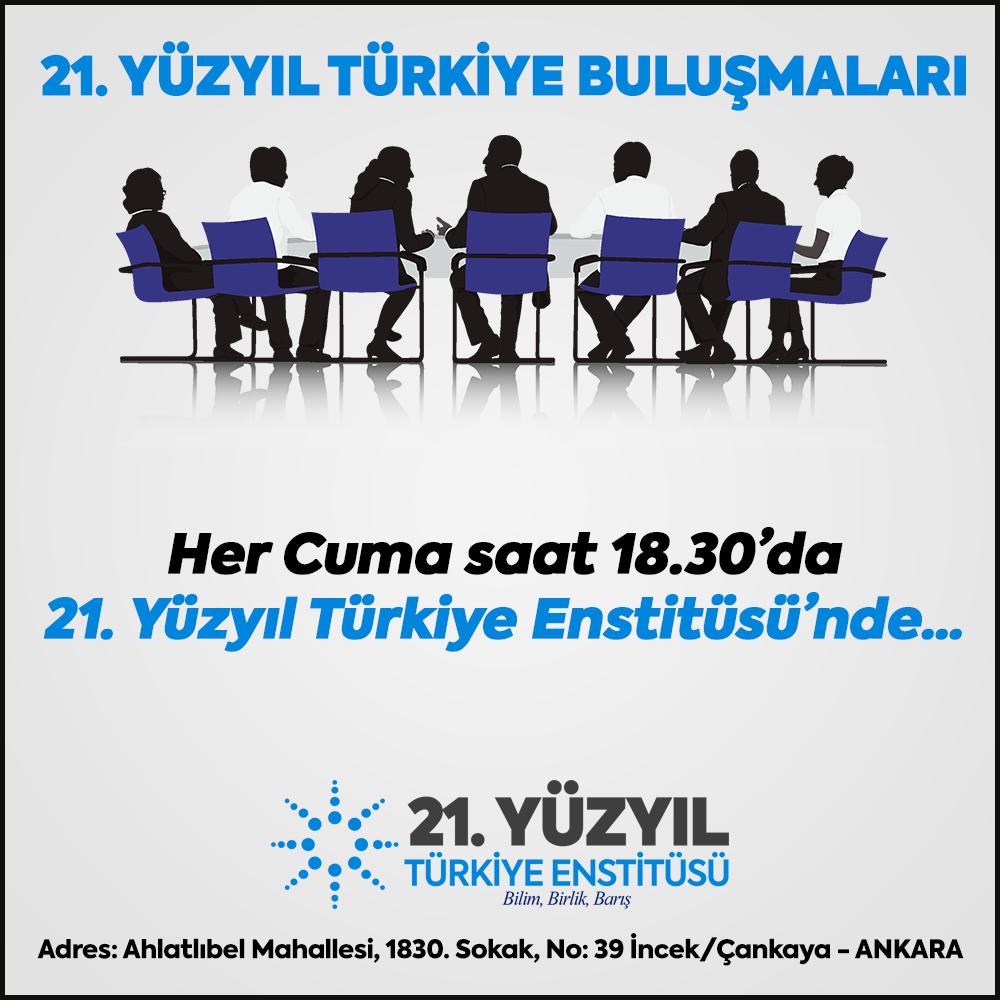 21. Yüzyıl Türkiye Buluşmaları