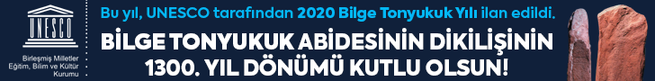 Bilge Tonyukuk Abidesinin Dikilişinin 1300. Yıl Dönümünü Kutlarız.