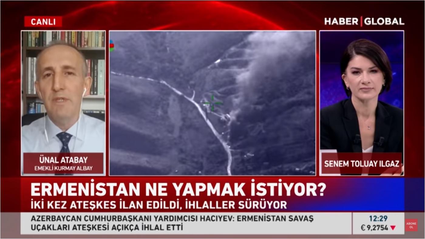 Ermenistan Ne Yapmak İstiyor? Ünal Atabay'dan Önemli Ermenistan Ordusu Yorumu!