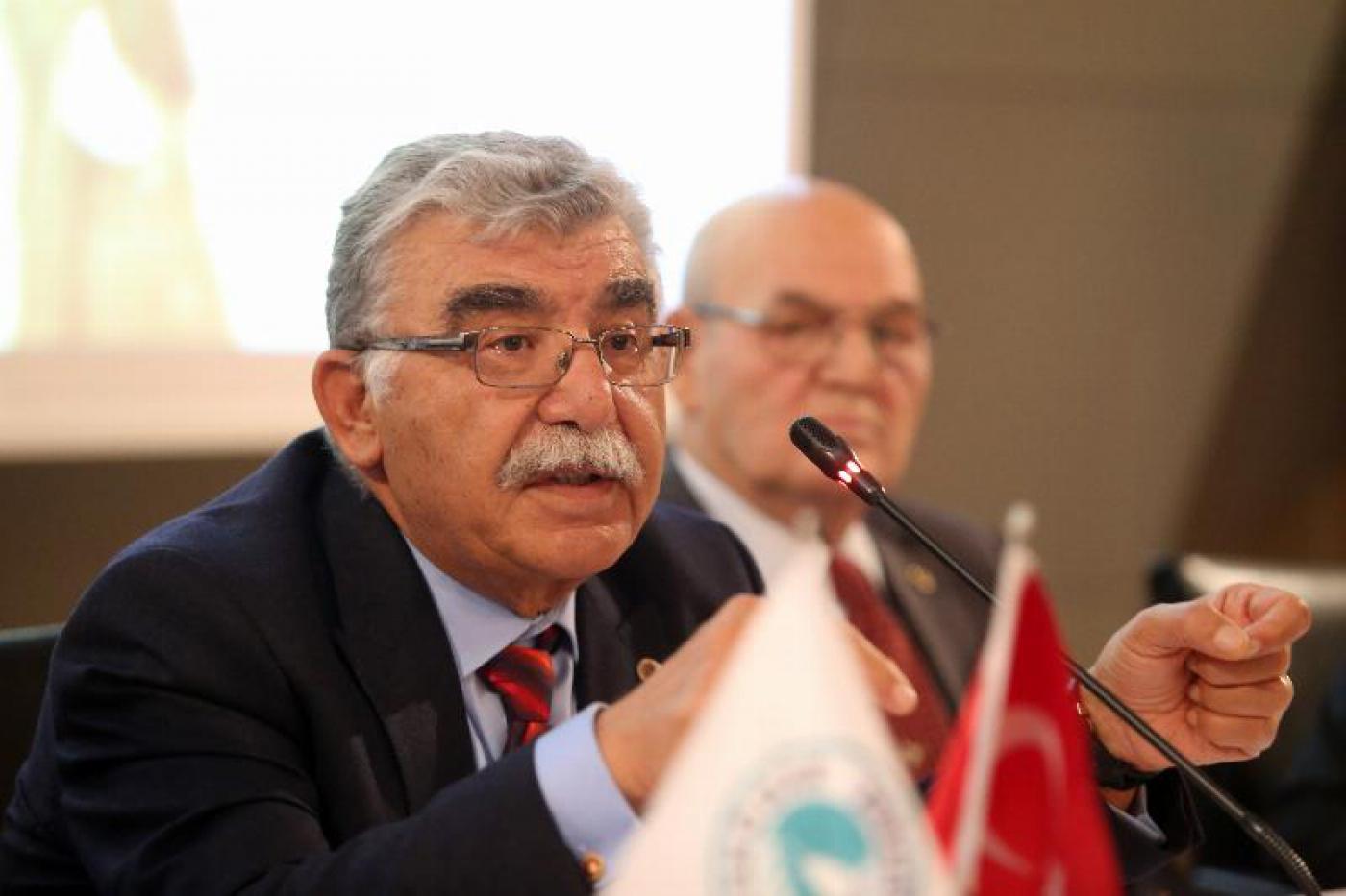 """21. Yüzyıl Türkiye Buluşmaları'nda Bu Hafta; """"100. Yılında Teşkilatı Esasiye Kanunu"""" konuşuldu"""