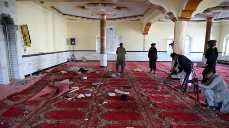 Kabil'deki Cami Saldırısını DEAŞ Üstlendi