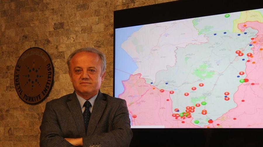 İdlib'te Savaş Başladı: Türk Gözlem Noktaları Ateş Çemberinde