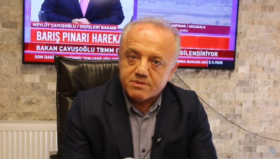 Türkiye'nin Barış Pınarı Harekatı'na Karşı ABD-Rusya İttifakı