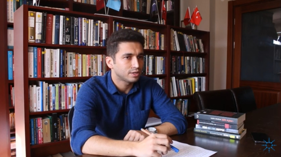 Türkiye'deki Selefi Cihatçı Tehdit