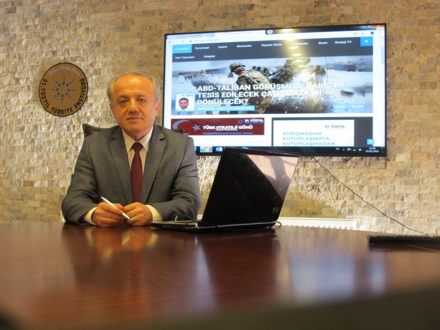 Suriye'de Yeni Oyalama Mekanizması - Cahit Armağan DİLEK