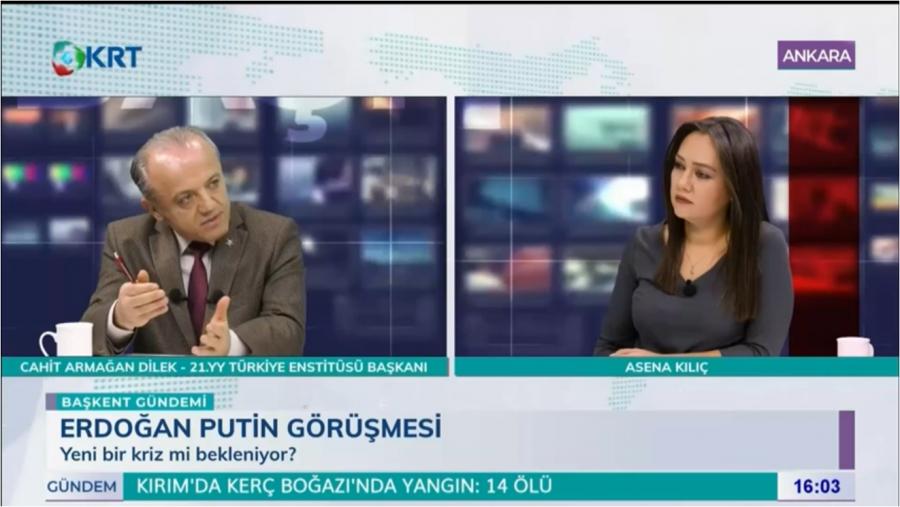 Başkent Gündemi - Asena Kılıç & Cahit Armağan Dilek - 22 Ocak 2019