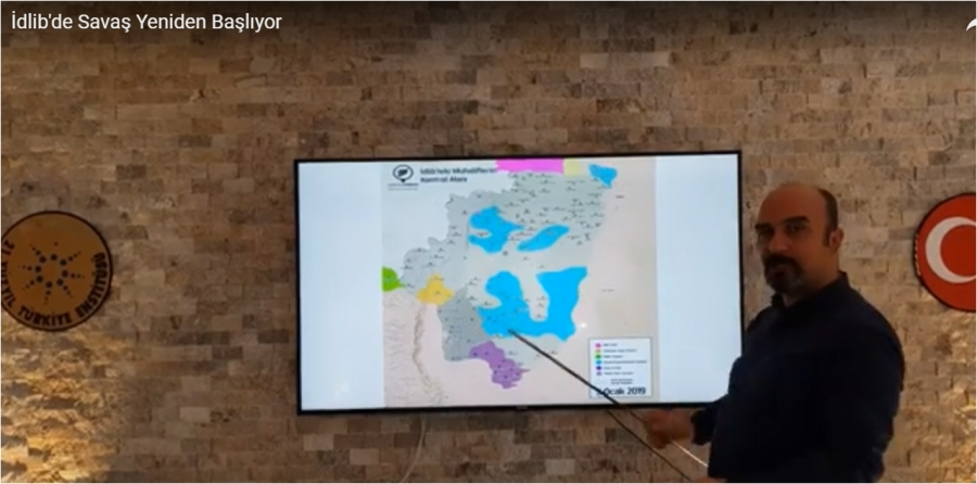 İdlib'de Savaş Yeniden Başlıyor
